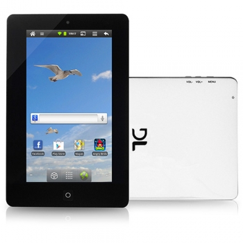 Tablet Smart A75 Processador 1Ghz Tela 7 4GB Wifi Android 2.3 Branco - DL