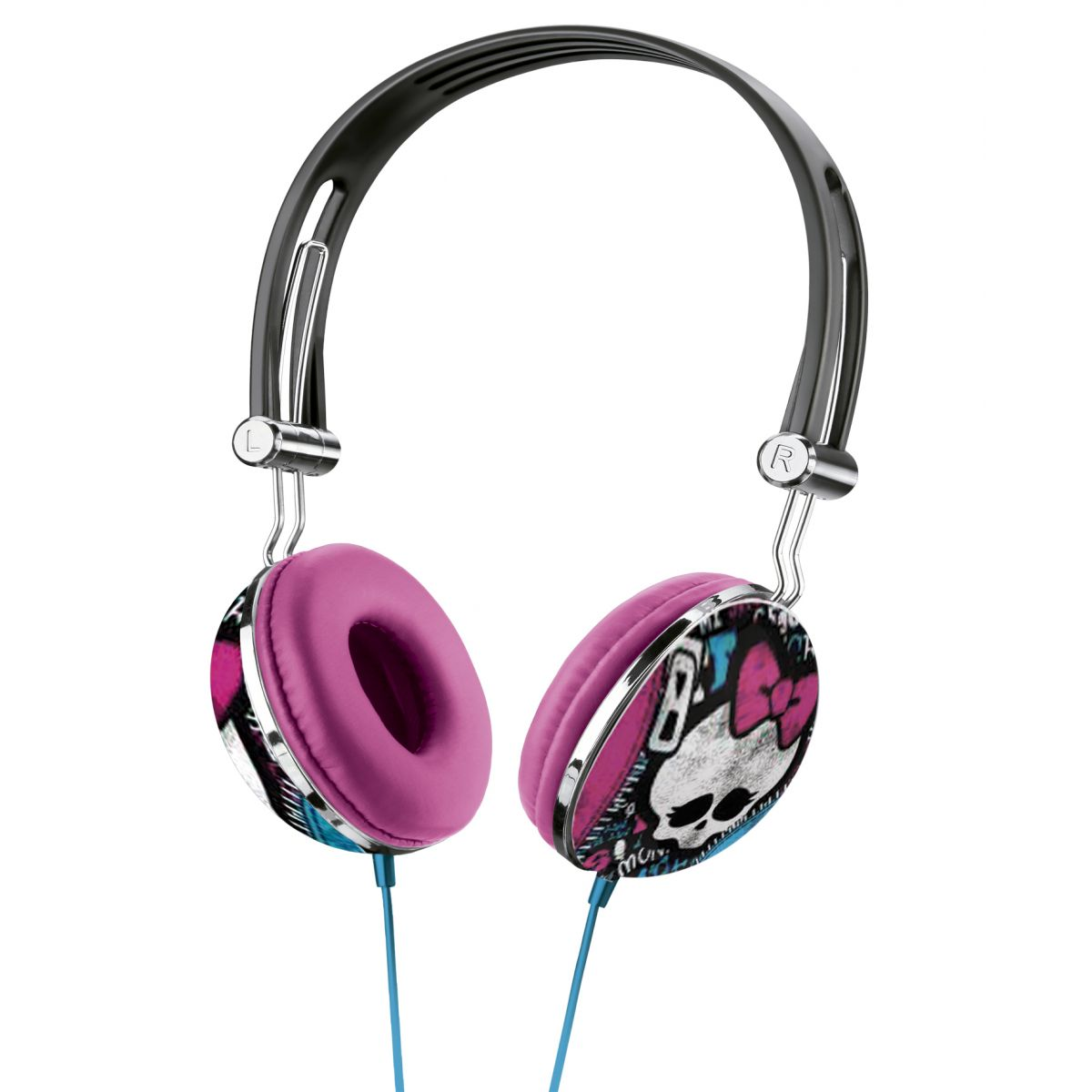 Fone de Ouvido Monster High PH100 - Multilaser