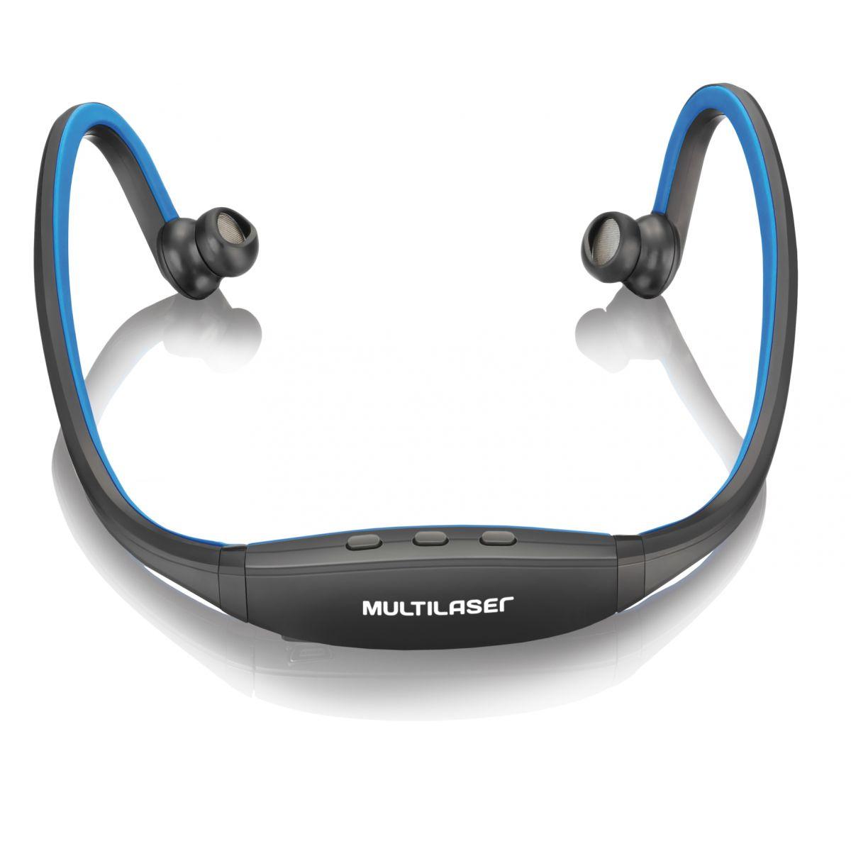 Fone de Ouvido Sport Bluetooth PH097 - Multilaser