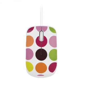 Mini Mouse Optical USB Gumball Sunrise MB-MOSG - Merkury