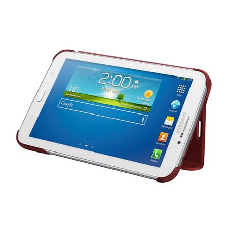 Capa Book Cover para Galaxy Tab 3 (7 Polegadas) - EF-BT210BREGWW Vermelha - Samsung