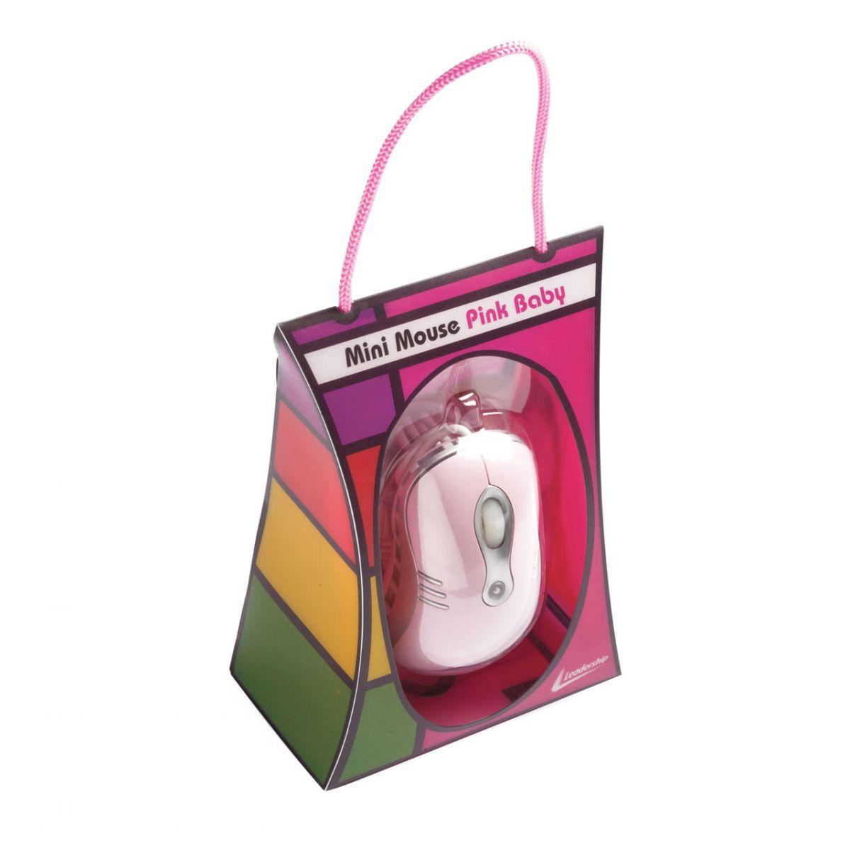 Mini Mouse Pink Baby Usb 3447 - Leadership