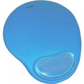 Mouse Pad Com Apoio em Gel Azul MP6AZ - OEM