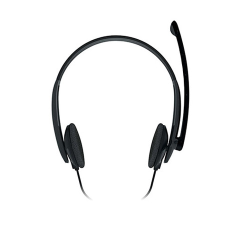 Fone de Ouvido LifeChat LX-1000 com Microfone JTD-00007 - Microsoft