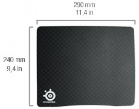 Mouse Pad Gaming Pro 4HD Base R�gida 63200 - Steelseries