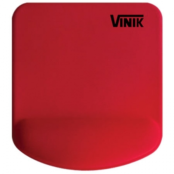 Mouse Pad Gel MPG-02V Vermelho 17093 - VINIK