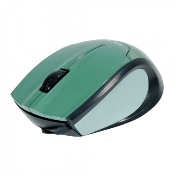 Mouse Óptico Retrátil USB 1480dpi Extency Verde - E-BLUE