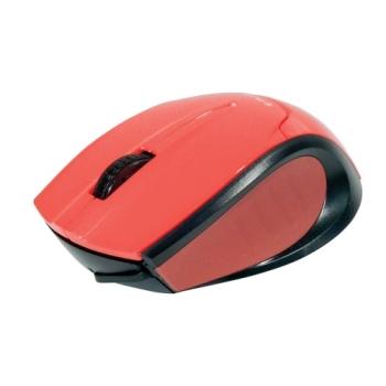Mouse �ptico Retr�til USB 1480dpi Extency Vermelho - E-BLUE