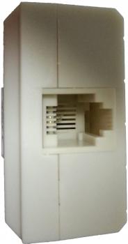 Filtro de Linha 1 Entrada 2 Saidas Para ADSL