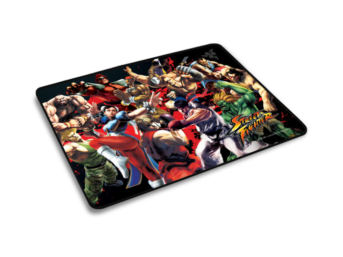 Mouse Pad Goliathus Speed Edition Street Fighter RZ02-00214700-C3M1 - Razer
