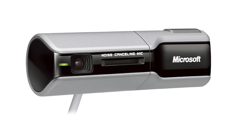 Webcam LifeCam NX-3000 - Resolucao 1.3Mps - Microsoft