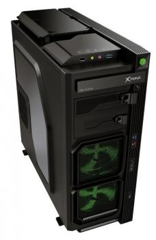 Gabinete Gamer ATX X-Trike V9 (MTLGABIV9) - New Drive