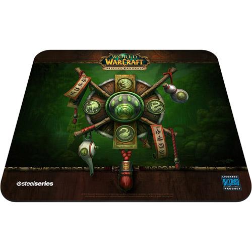 Mouse Pad QcK Edição Limitada World of Warcraft Mists of Pandaria 67262 - Steelseries