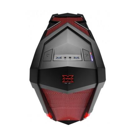 Gabinete Strike-X Xtreme Devil Red - EN52032 - Aerocool