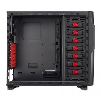 Gabinete VS-9 Window Advance sem Fonte EN58636 - Aerocool