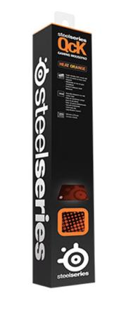 Mouse Pad QcK Heat Orange Edition 67279 - Steelseries