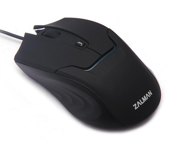 Mouse ZM-M350 2000DPI Combo (com Mouse Pad) - Zalman