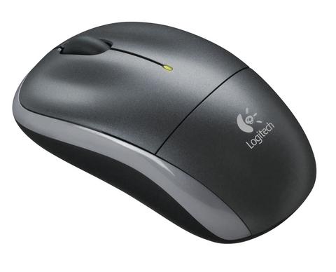 Mouse Ótico Sem Fio USB M215 Dark (910-001552) - Logitech