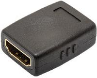 Adaptador HDMI F x HDMI F Dourado 195021 - NWT