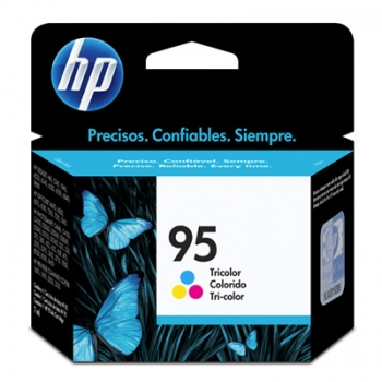 Cartucho 95 Color C8766WB - HP