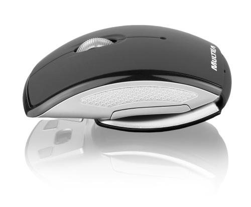 Mouse Arco Sem Fio 2.4Ghz MO153 - Multilaser