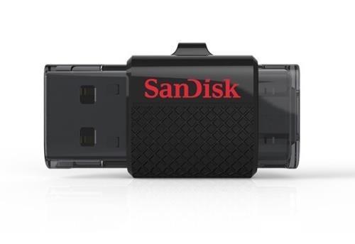 Pen Drive 32GB Dual USB Drive para Smartphone SDDD-032G-L46 - Sandisk