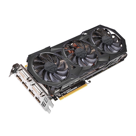 Placa de Vídeo GeForce GTX980 4GB DDR5 256Bit PCI-E 3.0 GV-N980G1 Gaming-4GD - Gigabyte