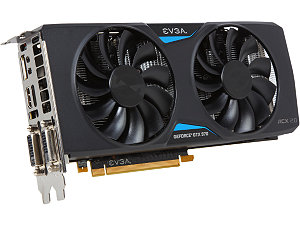 Placa de Vídeo GeForce GTX970 4GB Super Clock DDR5 256Bit 04G-P4-2974-KR - EVGA