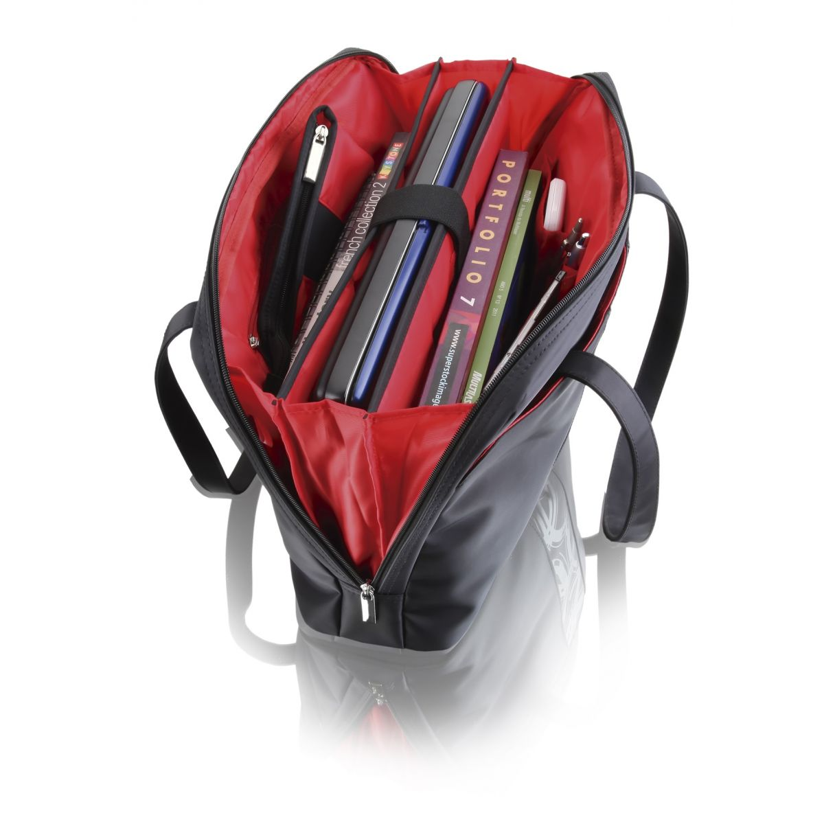 Bolsa Feminina notebook 14 Essencial Preta BO104 - Multilaser