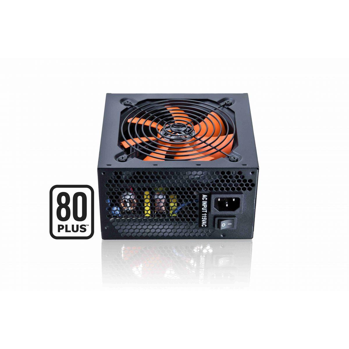 Fonte ATX 400W Calibre 400-80PLUS XCP-A400 - Xigmatek