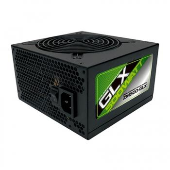 Fonte ATX 500W ZM500-GLX (PFC Ativo) 80 Plus - Zalman