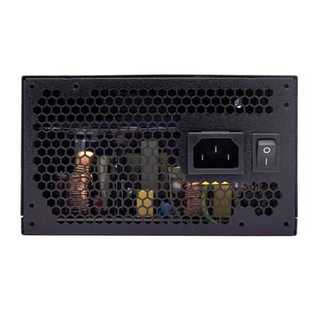 Fonte ATX 750W 80 Plus Bronze Semi Modular 110-B1-0750-VR - EVGA
