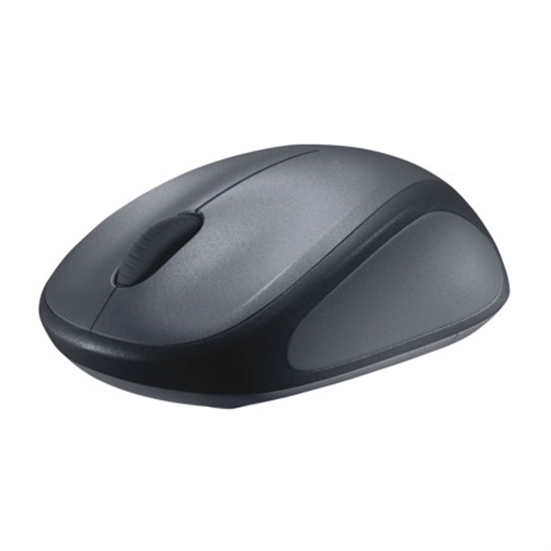 Mouse M317 Wireless 2.4Ghz Dark Silver - Logitech
