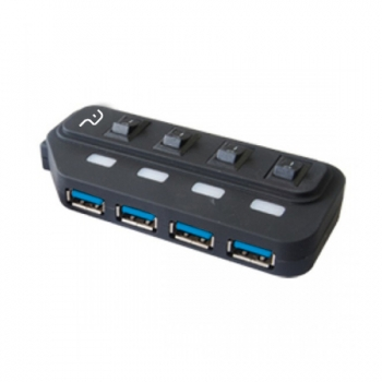 HUB USB 3.0 Super Speed 4 Portas AC264 - Multilaser