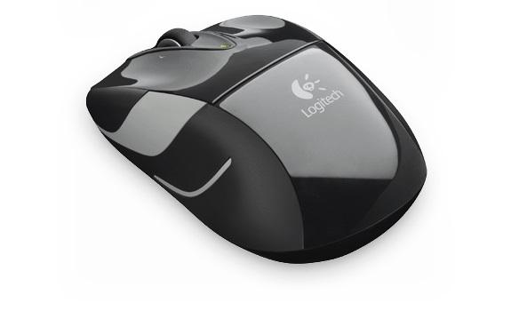 Mouse M525 Laser Wireless Preto 910-003256 - Logitech