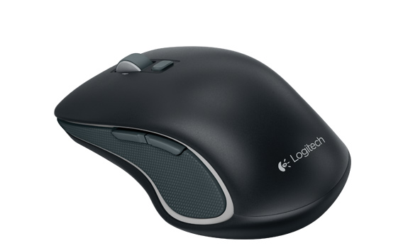 Mouse M560 Wireless 910-003900 Preto - Logitech