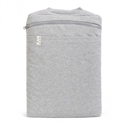 Case para NoteBook 15 V-Neck Sleeve (Camiseta Gola V) Cinza CA-VN15-GR - Computer Apparel