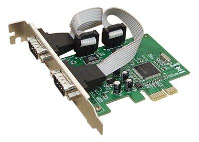 Placa PCI Express Com Duas Saídas Seriais PC39 - Lotus