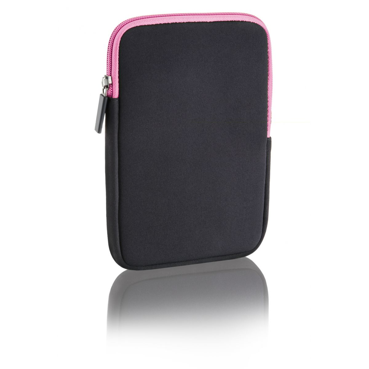 Case de Neoprene 10 Colors Preto/Rosa BO140 - Multilaser
