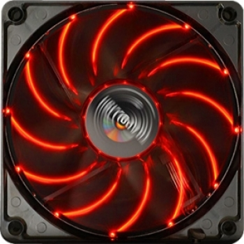 Cooler T.B. Apollish com LED Vermelho 12CM UCTA12N-R - Enermax
