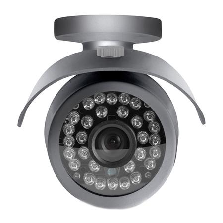 Câmera Externa Sensor Sony CCD 1/3´´ Infravermelho 25m SE009 Cinza - Multilaser