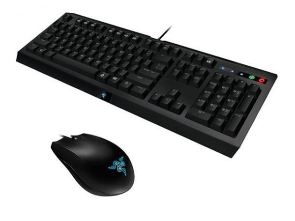 Teclado e Mouse Gaming Cyclosa e Abyssus 1800 DPI USB RZ84-00410200-B1Z1 - Razer