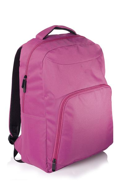 Mochila para Notebook 15 College Rosa BO318 - Multilaser