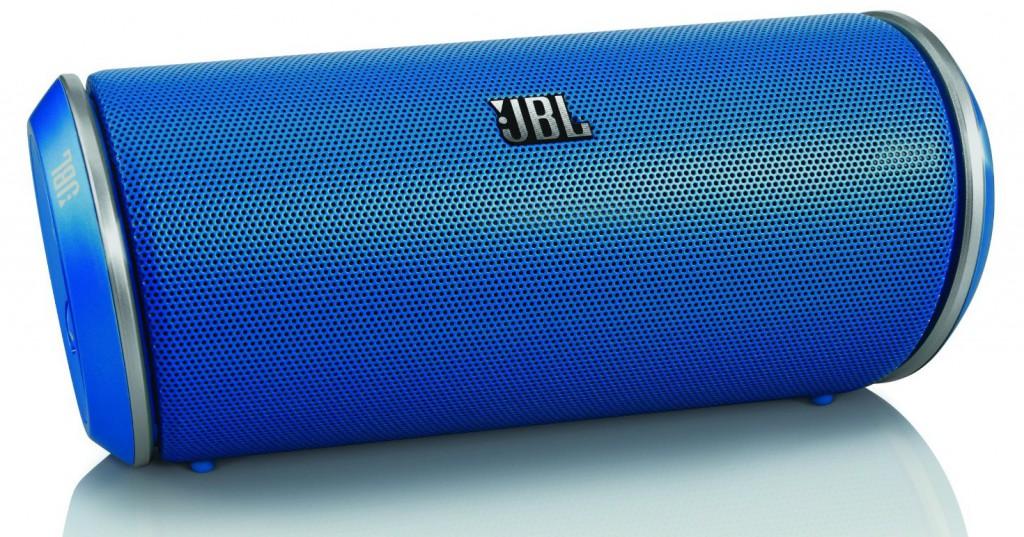 Caixa de Som Portatil JBL Flip Bluetooth 10W RMS Azul - JBL