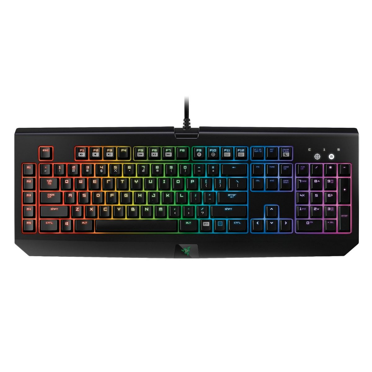Teclado Mecânico Blackwidow Ultimate Chroma RZ03-01220200-R3U1 - Razer