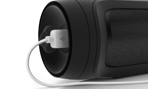 Caixa de Som Portátil Charge 2 Bluetooth Preta CHARGEIIBLKEU - JBL