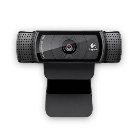 Webcam HD PRO C920 960-000949 - Logitech