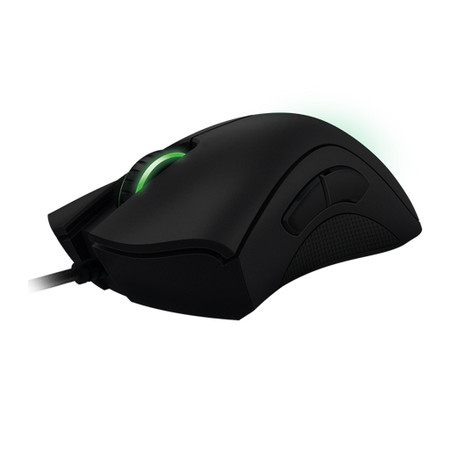 Mouse Deathadder 2013 Óptico 5 Botões 4G 6400 dpi RZ01-00840100-R3C1 - Razer