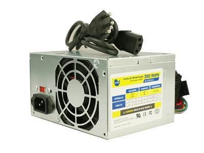 Fonte ATX 200W FAPT200 V2 - PCTOP