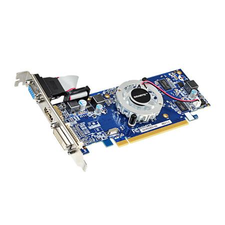 Placa de Vídeo ATI R5 230 1GB DDR3 Perfil Baixo GV-R523D3-1GL - Gigabyte